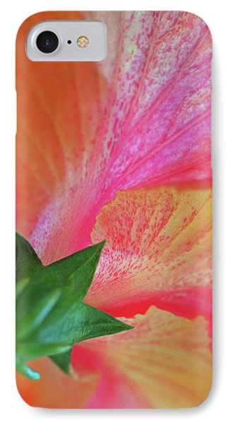 Hibiscus Phone Case by Kathy Yates
