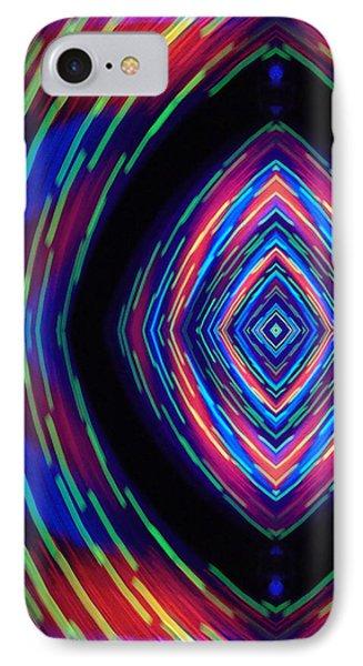 Hypnotizing IPhone Case