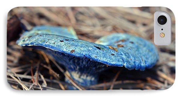 Indigo Milky Phone Case by Susan Leggett