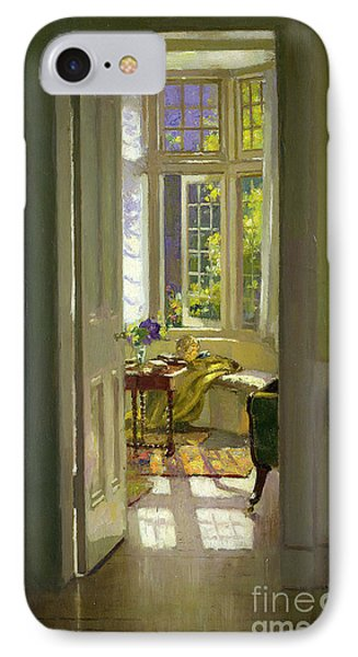 Interior Morning  IPhone Case by Patrick Williams Adam