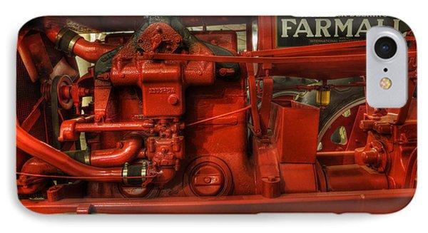 Mccormick Tractor - Farm Equipment  - Nostalgia - Vintage Phone Case by Lee Dos Santos