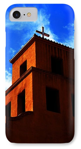 IPhone Case featuring the photograph  Santuario De Guadalupe by Susanne Still