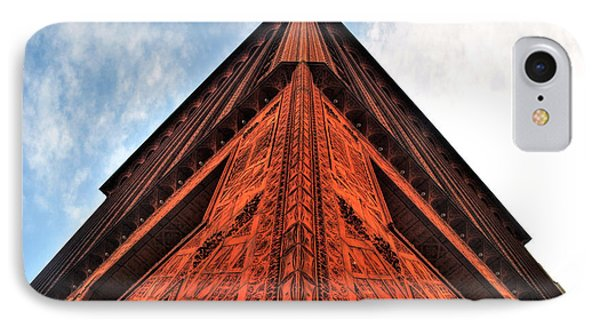 006 Guaranty Building Series Phone Case by Michael Frank Jr