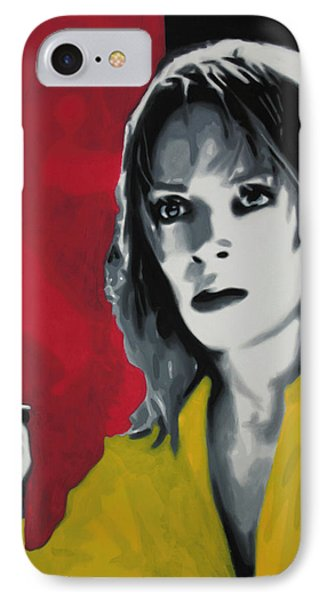 - Kill Bill - IPhone Case by Luis Ludzska