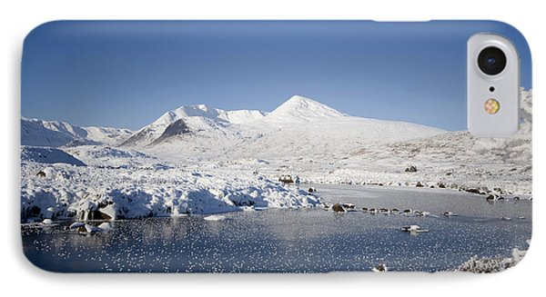 Rannoch Moor Phone Case by Pat Speirs