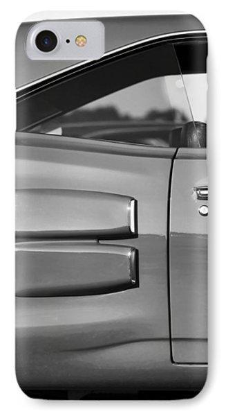 1969 Dodge Coronet Super Bee IPhone Case by Gordon Dean II