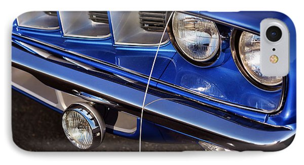 1971 Plymouth Hemicuda Phone Case by Gordon Dean II