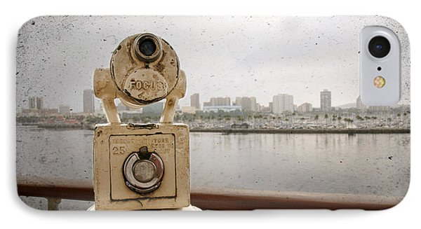 25 Cent Views Phone Case by Charles Dobbs