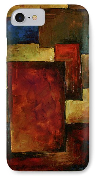 Abstract Phone Case by Michael Lang
