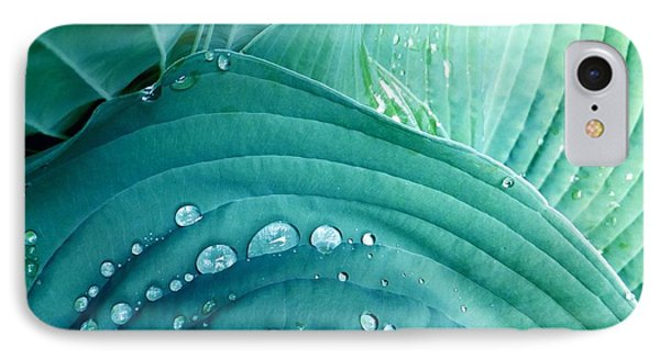 IPhone Case featuring the photograph After The Rain by Carolyn Repka