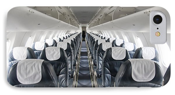 Airplane Seating IPhone Case by Jaak Nilson