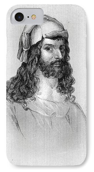 Albrecht D�rer (1471-1528) Phone Case by Granger
