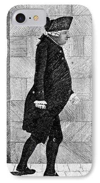Alexander Monro II, Scottish Anatomist Phone Case by Science Source