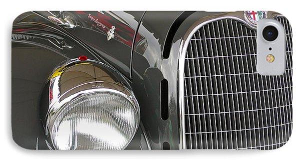 IPhone Case featuring the photograph Alfa Romeo by Anna Ruzsan
