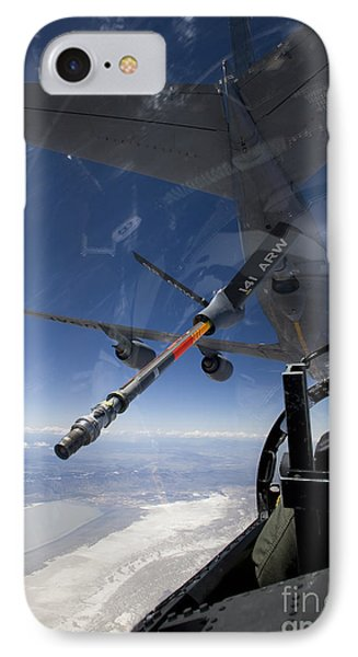 An F-15 Eagle Pulls Into Position Phone Case by HIGH-G Productions