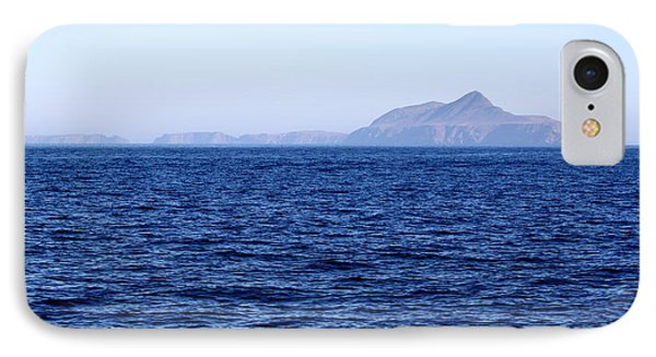 Anacapa Island Phone Case by Henrik Lehnerer