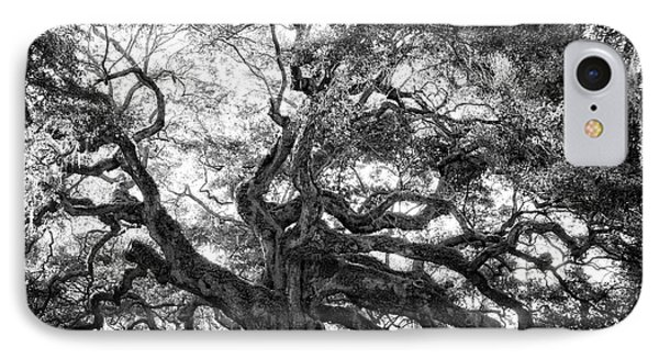 IPhone Case featuring the photograph Angel Oak by Lynne Jenkins