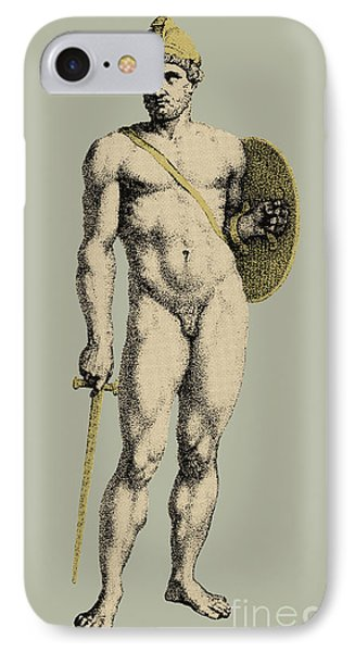 Ares, Greek God Of War Phone Case by Photo Researchers