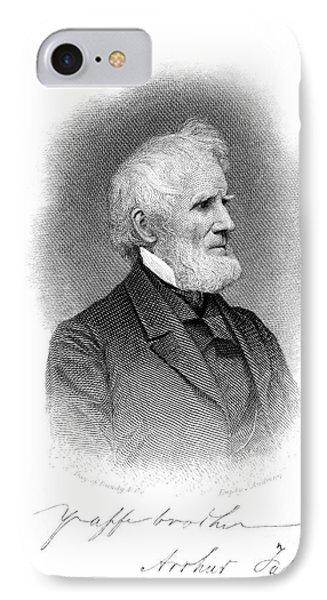Arthur Tappan (1786-1865) Phone Case by Granger