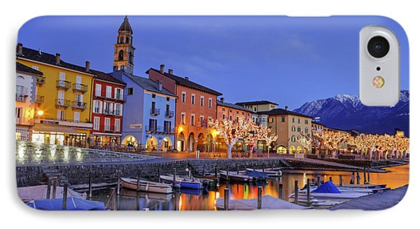 Ascona IPhone Case by Joana Kruse