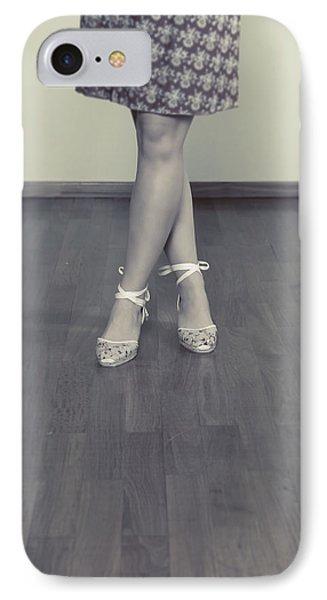 Ballerinas Phone Case by Joana Kruse