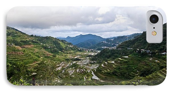 Banaue Rice Terraces IPhone Case