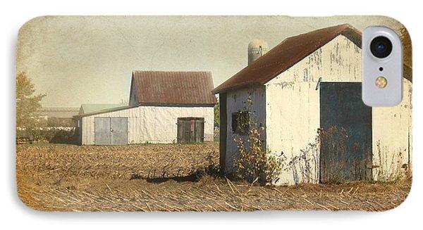 Barns Phone Case by Sophie Vigneault