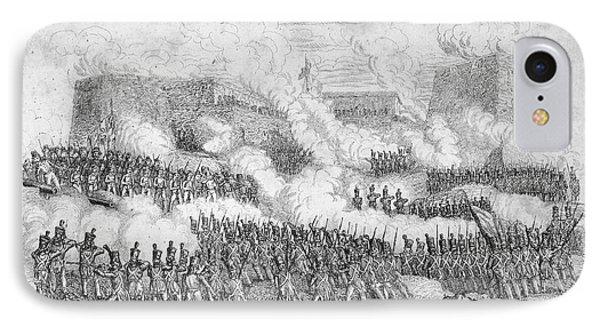 Battle Of Monterrey, 1846 Phone Case by Granger