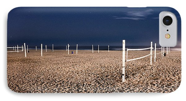 Beach Volleyball Courts IPhone Case