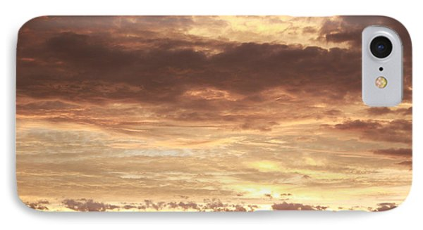 IPhone Case featuring the photograph Beautiful Sunset by Ann Murphy