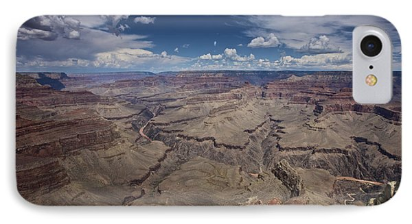 Beautiful Vista Of Grand Canyon Phone Case by Terry Moore