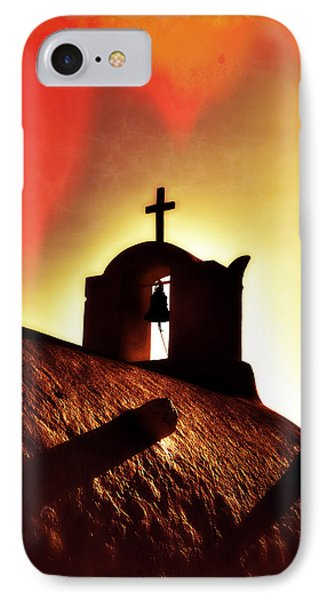 Bell Tower IPhone Case by Joana Kruse