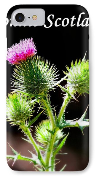 IPhone Case featuring the photograph Bonnie Scotland by Patrick Witz