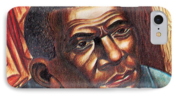 Booker T. Washington, African-american IPhone Case