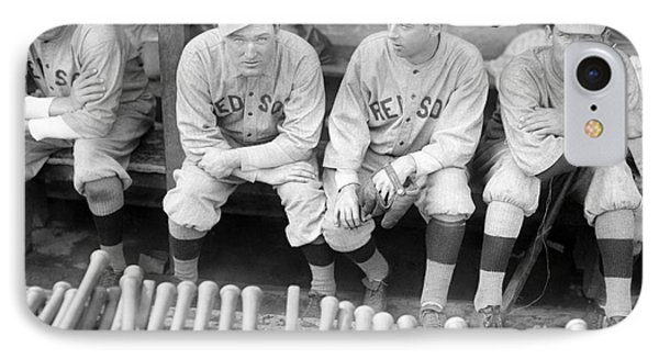 Boston Red Sox, 1916 Phone Case by Granger