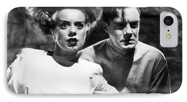 Bride Of Frankenstein, 1935 Phone Case by Granger