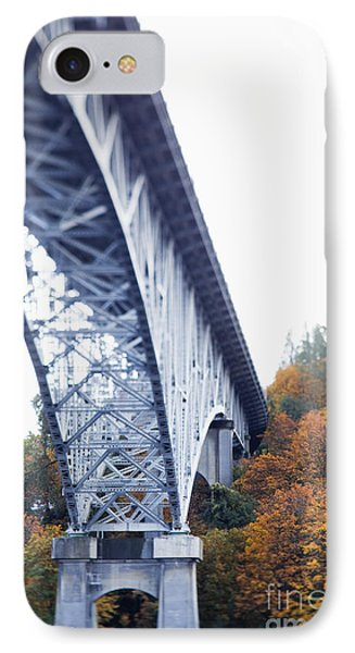 Bridge Footing And Anchor Point Phone Case by Don Mason