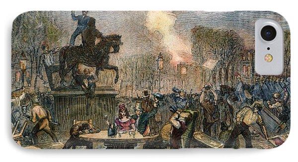 Bristol: Reform Riot, 1831 Phone Case by Granger