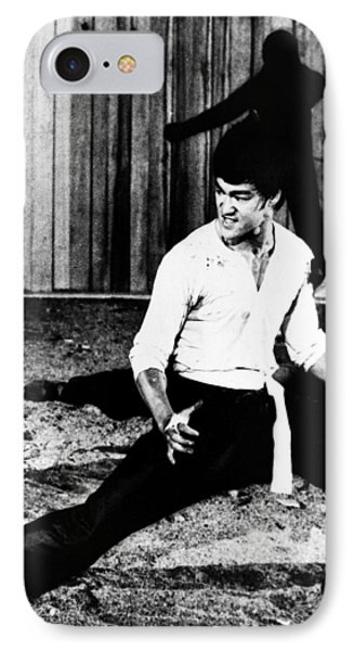 Bruce Lee (1940-1973) IPhone Case by Granger