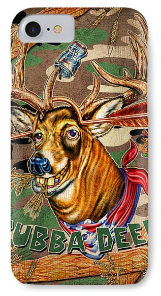 Bubba Deer Phone Case by JQ Licensing