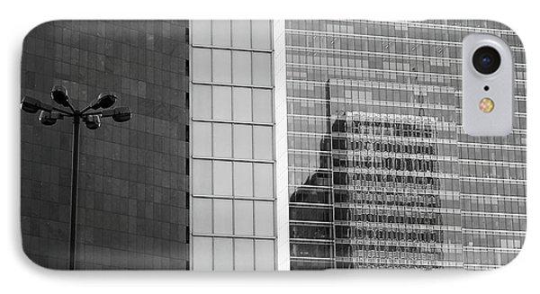 Business Center IPhone Case by Dariusz Gudowicz