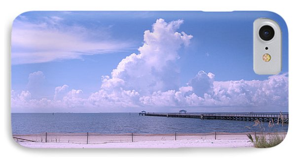 IPhone Case featuring the photograph Calming View by Brian Wright