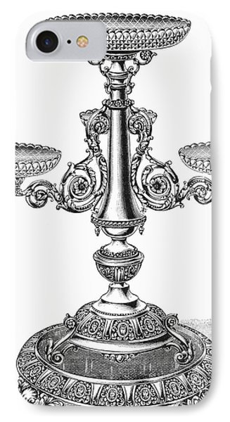Candelabra Phone Case by Granger