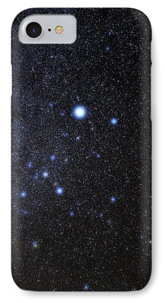 Canis Major Constellation Phone Case by Eckhard Slawik