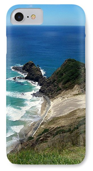 IPhone Case featuring the photograph Cape Reinga - North Island by Peter Mooyman