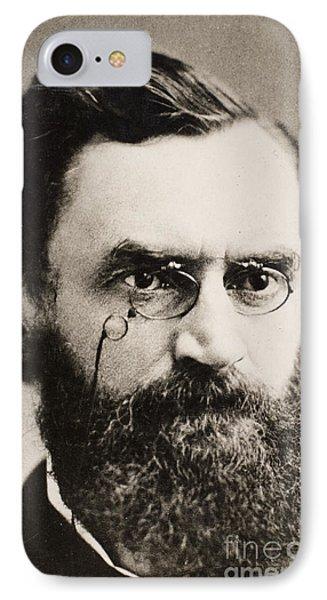 Carl Schurz (1829-1906) Phone Case by Granger