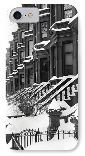 Carroll Street IPhone Case by Mark Gilman
