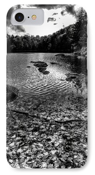 Cary Lake After The Storm Phone Case by David Patterson