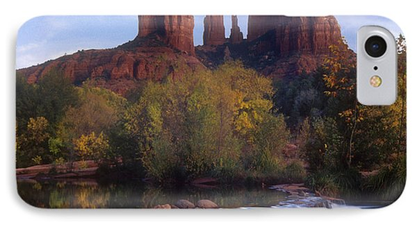 Cathedral Rock Phone Case by Darleen Stry