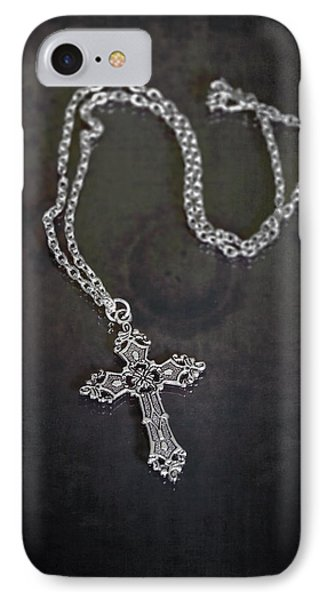 Celtic Cross Phone Case by Joana Kruse